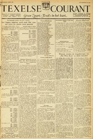 Texelsche Courant 1950-04-05