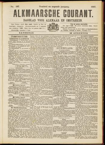 Alkmaarsche Courant 1907-08-10
