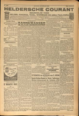 Heldersche Courant 1928-02-25