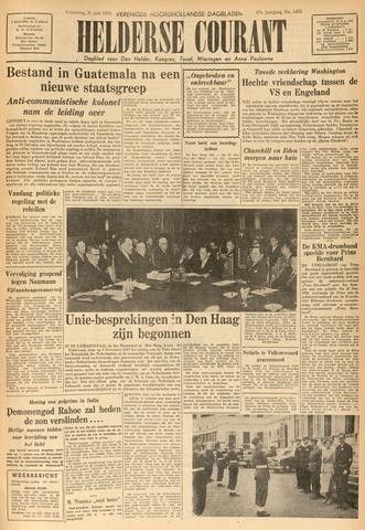 Heldersche Courant 1954-06-30