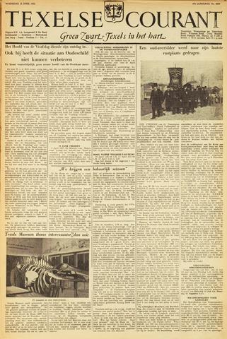 Texelsche Courant 1952-04-16