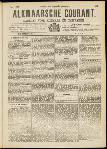Alkmaarsche Courant 1907-07-20