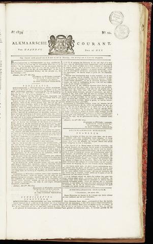 Alkmaarsche Courant 1834-05-26