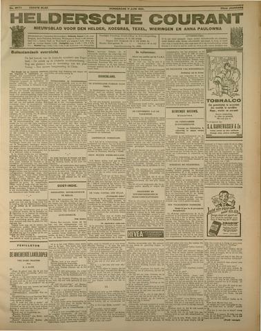 Heldersche Courant 1931-06-11