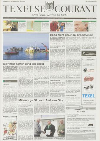 Texelsche Courant 2009-04-03