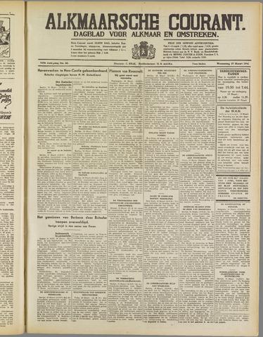 Alkmaarsche Courant 1941-03-19