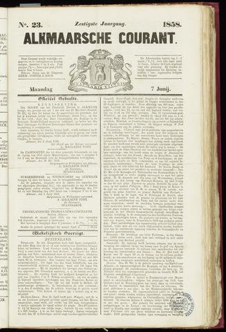 Alkmaarsche Courant 1858-06-07