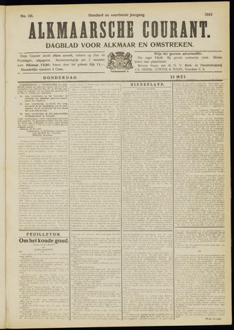 Alkmaarsche Courant 1912-05-23