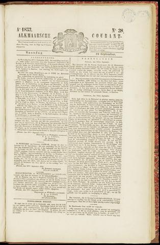 Alkmaarsche Courant 1853-09-19