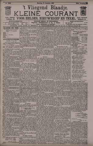 Vliegend blaadje : nieuws- en advertentiebode voor Den Helder 1895-08-31