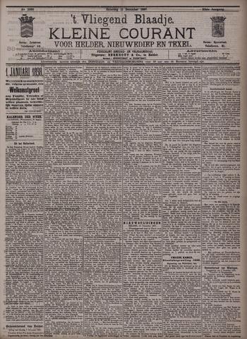 Vliegend blaadje : nieuws- en advertentiebode voor Den Helder 1897-12-11