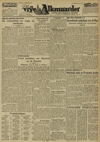 De Vrije Alkmaarder 1946-09-30