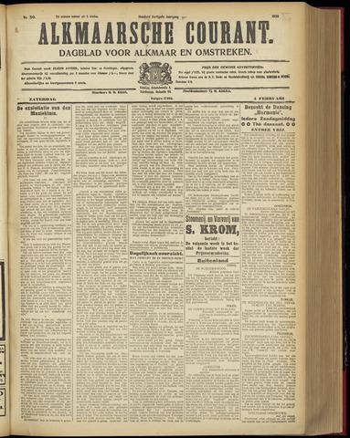 Alkmaarsche Courant 1928-02-04