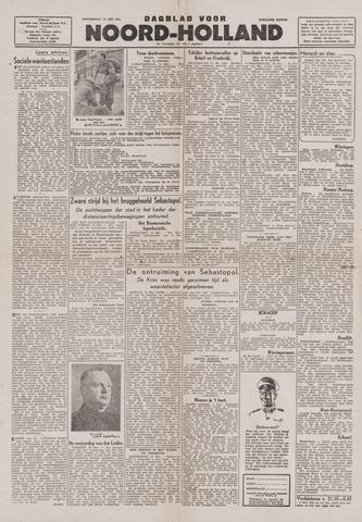 Dagblad Noord-Holland, Schager editie 1944-05-11