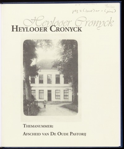 Heylooer Cronyck 2008-06-01