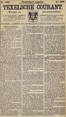 Texelsche Courant 1900-08-02