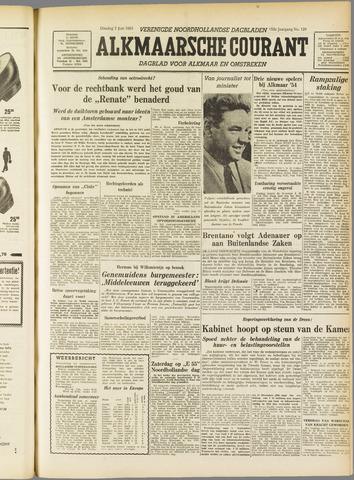 Alkmaarsche Courant 1955-06-07