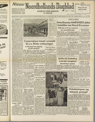 Nieuw Noordhollandsch Dagblad : voor Alkmaar en omgeving 1951-09-21