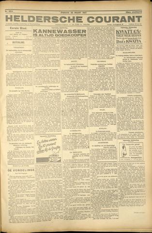 Heldersche Courant 1927-03-22