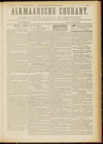 Alkmaarsche Courant 1915-12-18