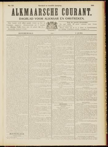 Alkmaarsche Courant 1910-06-09