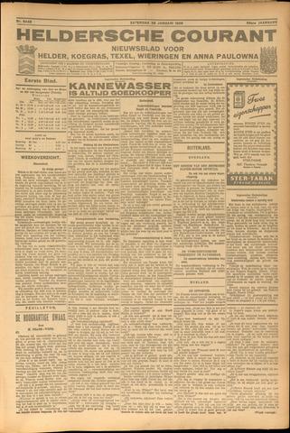 Heldersche Courant 1928-01-28