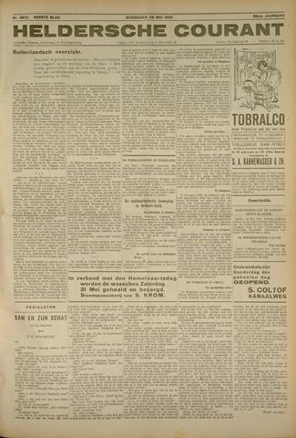Heldersche Courant 1930-05-28