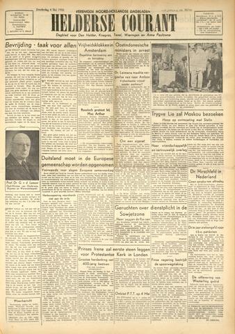 Heldersche Courant 1950-05-04