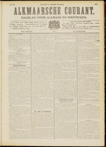 Alkmaarsche Courant 1910-01-24