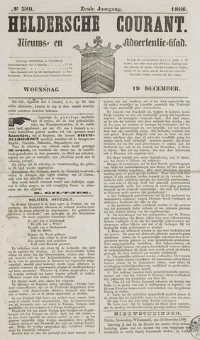 Heldersche Courant 1866-12-19