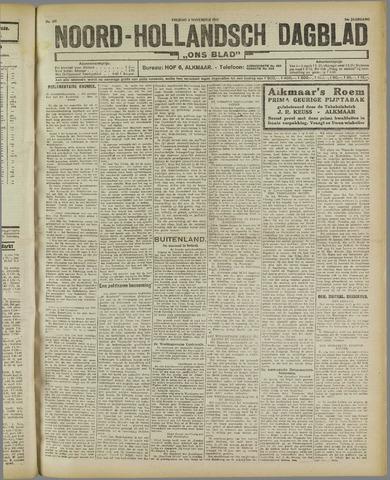 Ons Blad : katholiek nieuwsblad voor N-H 1921-11-04
