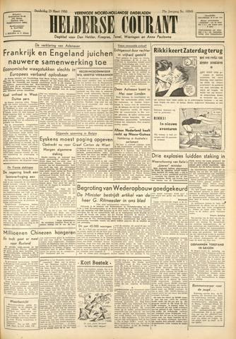 Heldersche Courant 1950-03-23
