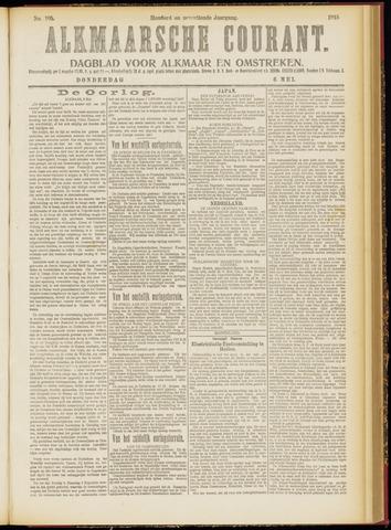 Alkmaarsche Courant 1915-05-06
