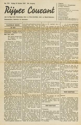 Rijper Courant 1947-10-10