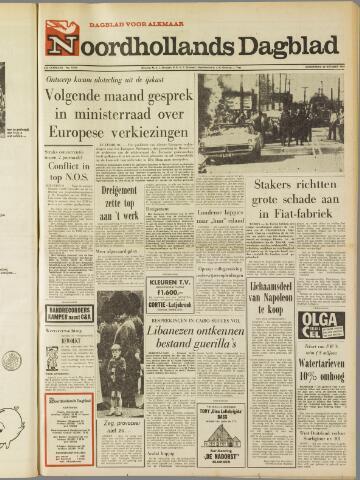 Noordhollands Dagblad : dagblad voor Alkmaar en omgeving 1969-10-30