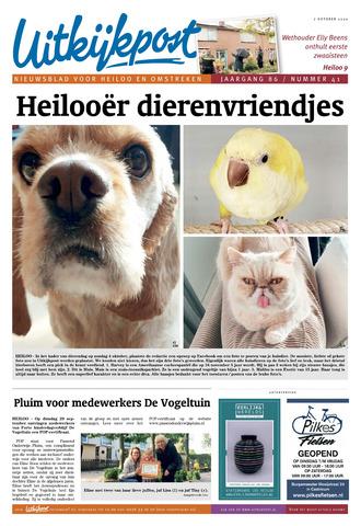 Uitkijkpost : nieuwsblad voor Heiloo e.o. 2020-10-07