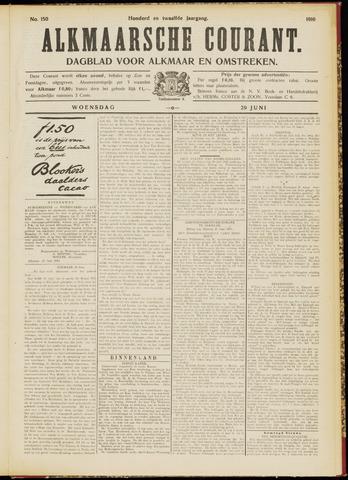 Alkmaarsche Courant 1910-06-29