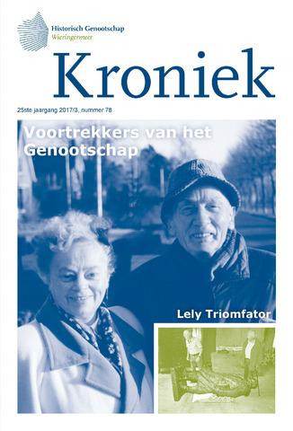 Kroniek Historisch Genootschap Wieringermeer 2017-12-01