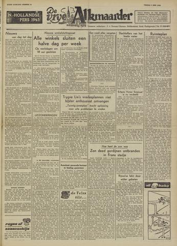 De Vrije Alkmaarder 1950-06-09