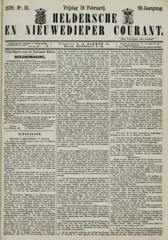 Heldersche en Nieuwedieper Courant 1870-02-18