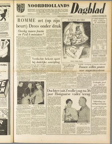 Noordhollands Dagblad : dagblad voor Alkmaar en omgeving 1958-11-29