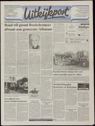Uitkijkpost : nieuwsblad voor Heiloo e.o. 1996-12-04
