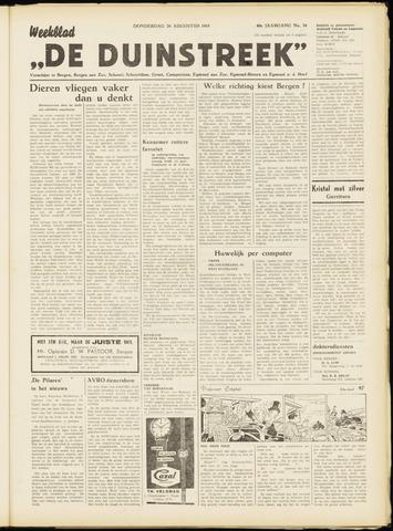 De Duinstreek 1965-08-26