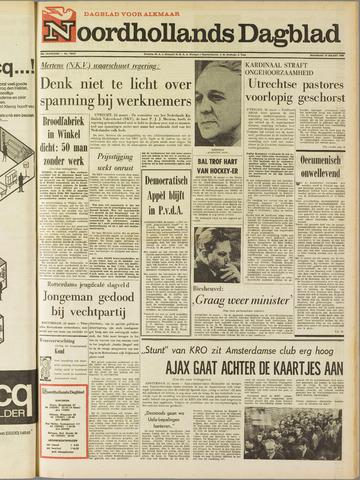Noordhollands Dagblad : dagblad voor Alkmaar en omgeving 1969-03-24
