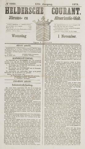 Heldersche Courant 1871-11-01