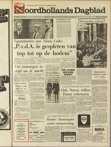 Noordhollands Dagblad : dagblad voor Alkmaar en omgeving 1969-01-11