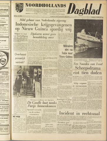 Noordhollands Dagblad : dagblad voor Alkmaar en omgeving 1962-02-02