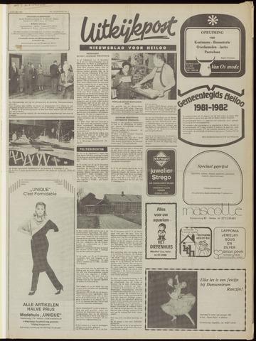 Uitkijkpost : nieuwsblad voor Heiloo e.o. 1981