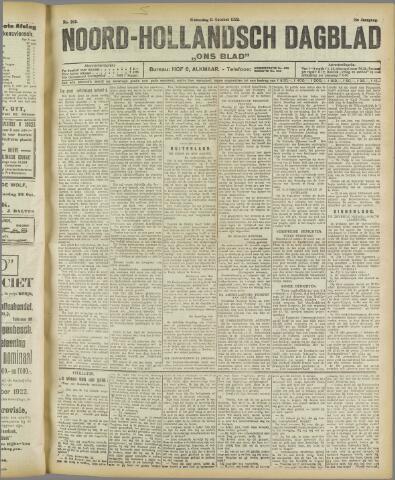 Ons Blad : katholiek nieuwsblad voor N-H 1922-10-18