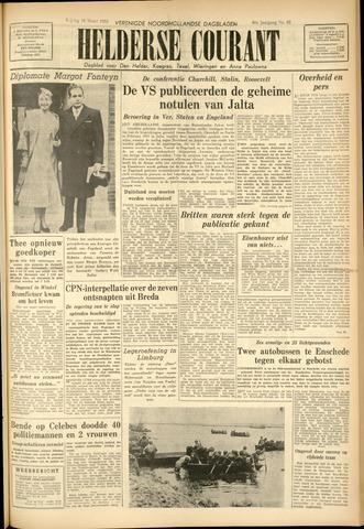 Heldersche Courant 1955-03-18